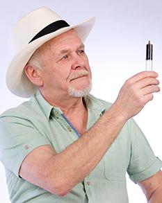 Rick Simpson ile Organik Kenevir Yağı